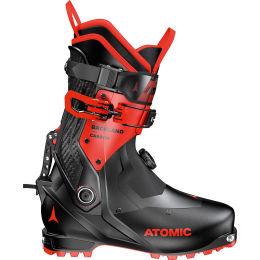 ATOMIC BACKLAND CARBON BLACK/RED 22