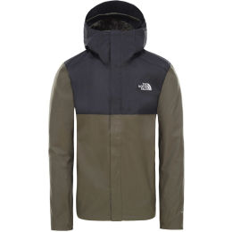 THE NORTH FACE M QUEST ZIP-IN JKT NEW TAUPE GREEN/TNF BLACK 21