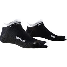 X-SOCKS BIKE PRO CUT BLACK/WHITE 21