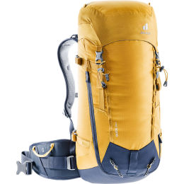 DEUTER GUIDE 34+ CURRY/NAVY 21