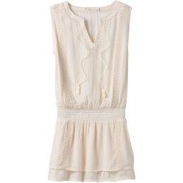 PRANA SEAVIEW SKY DRESS BONE 21