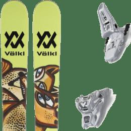 Pack esqui VOLKL VOLKL REVOLT 87 21 + MARKER SQUIRE 11 ID WHITE 20 - Ekosport