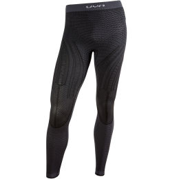 UYN MAN RUNNING ALPHA OW PANTS LONG CHARCOAL/BLACK 21