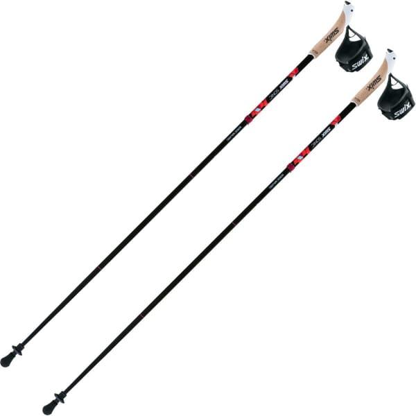SWIX Bâton de marche nordique Sonic Nordic Walking Alu Homme Noir taille 120