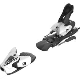 Fixation ski alpin SALOMON SALOMON Z12 B100 WHITE/BLACK 21 - Ekosport