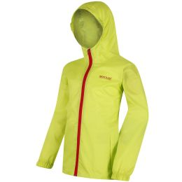REGATTA KID PK IT JKT III LIME ZEST 19