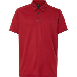OAKLEY GRAVITY SS POLO 2.0 TEAM RED 21