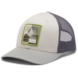 COLUMBIA MESH™ SNAP BACK HAT STONE/CITY GRE 21