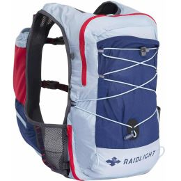 RAIDLIGHT ACTIV VEST 12L RED/LIGHT BLUE 20