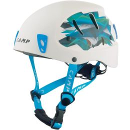 CAMP ARMOUR SMALL WHITE/BLUE 21