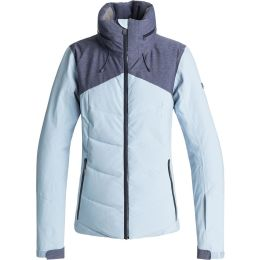 ROXY FLICKER JKT POWDER BLUE 19