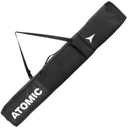 ATOMIC SKI BAG BLACK/WHITE 21