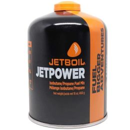 JETBOIL CARTOUCHE JETPOWER 450G FUEL CANISTER 21