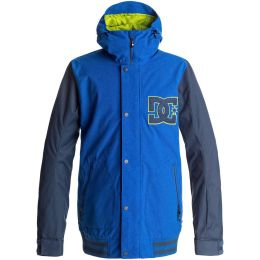 DC SHOES DCLA JKT NAUTICAL BLUE 19