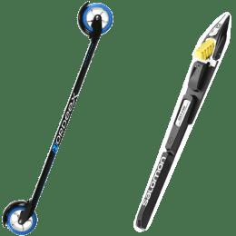 Ski roue NORDEEX NORDEEX SNOW FEELING CLASSIC 700 SPEED 20 + SALOMON SNS PROPULSE CARBON RC 20 - Ekosport