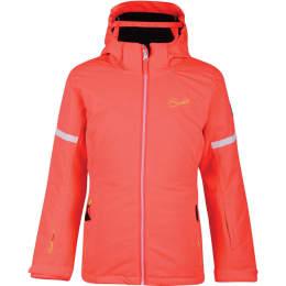 Vêtement de ski DARE 2B DARE 2B OBSCURE JACKET KIDS FIERY CORAL 21 - Ekosport