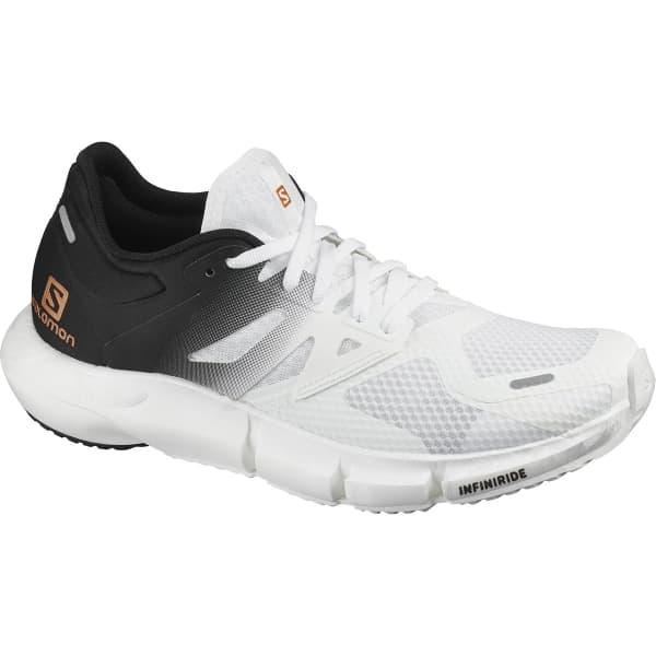 SALOMON Chaussure running Predict2 W White/black/white Femme Noir/Blanc taille 3.5