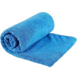 Nouveautés accessoires SEA TO SUMMIT SEA TO SUMMIT TEK TOWEL S PACIFIC BLUE 21 - Ekosport