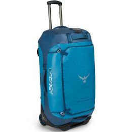 OSPREY ROLLING TRANSPORTER 90 KINGFISHER BLUE 20