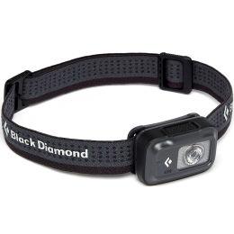 BLACK DIAMOND ASTRO 250 HEADLAMP GRAPHITE 21