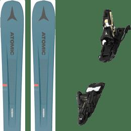 Ski randonnée ATOMIC ATOMIC VANTAGE 97 C BLUE/GREY 21 + ATOMIC SHIFT 13 MNC N BLACK/GOLD 100 22 - Ekosport