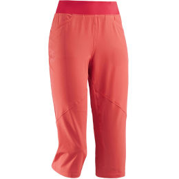 MILLET LD WANAKA STRETCH 3/4 PANT DARK CORAL 19