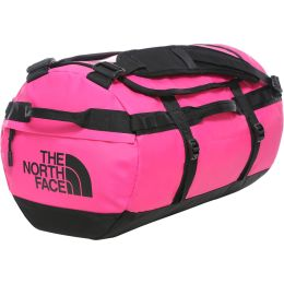 THE NORTH FACE BASE CAMP DUFFEL S MR PINK/TNF BLACK 20