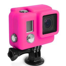 XSORIES SILICONE COVER GOPRO HERO3+ PNK 14