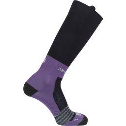 SALOMON NSO LEG-UP BLACK/MAVERICK 20