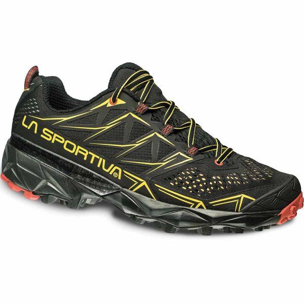 LA SPORTIVA Chaussure trail Akyra Black Homme Noir taille 45