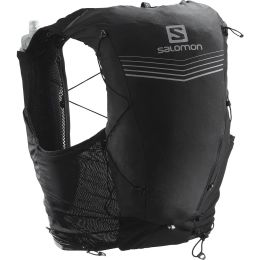 SALOMON ADV SKIN 12 SET BLACK 21