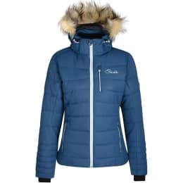 Vêtement de ski DARE 2B DARE 2B CURATOR JACKET W BLUE WING 19 - Ekosport