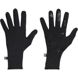 ICEBREAKER ADULT QUANTUM GLOVES BLK 20