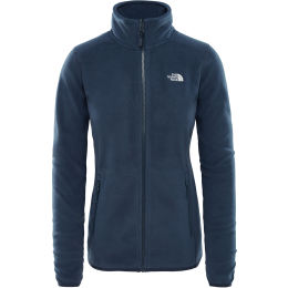 THE NORTH FACE W 100 GLACIER FULL Z URBAN NAVY 21