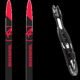 ROSSIGNOL X-IUM SKATING - IFP 21 + ROSSIGNOL RACE SKATE 21