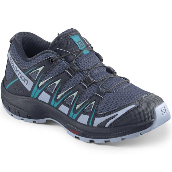 SALOMON Chaussure trail Xa Pro 3d J Blue Indig/kentuc/capr Enfant Bleu/Violet taille 33