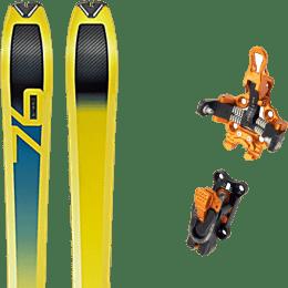 Landing housse ski offerte 2018 DYNAFIT DYNAFIT SPEED 76 20 + PLUM OAZO 8 21 - Ekosport