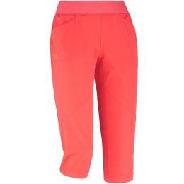 MILLET LD WANAKA STRETCH 3/4 PANT HIBISCUS 18