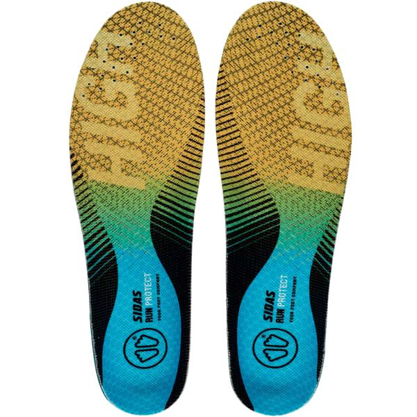 SIDAS Semelle chaussure 3feet Run Protec High Bleu/Jaune XS
