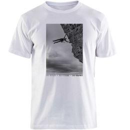 NOGRAD CLIMB'R TSHIRT WHITE 20