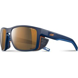 JULBO SHIELD BLUE / BLUE / ORANGE CAMÉLÉON 21