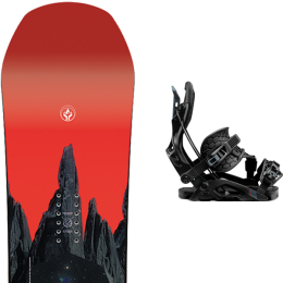 CAPITA DEFENDERS OF AWESOME 21 + FLOW FUSE HYBRID BLACK 21