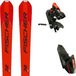FISCHER RC ONE 72 + RSX 12 GW POWERRAIL 21