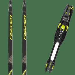 Pack ski FISCHER FISCHER SPEEDMAX CLASSIC PLUS 812 SOFT IFP 19 + FISCHER RACE PRO CLASSIC IFP 21 - Ekosport