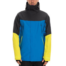 686 MNS GLCR GORE ZONE THERMA JKT STRATA BLUE COLORBLOCK 20