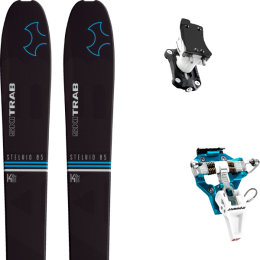 SKI TRAB STELVIO 85 21 + DYNAFIT SPEED TURN 2.0 BLUE/BLACK 21