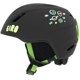 Nouveautés Hiver 2019 GIRO GIRO LAUNCH JR MATTE BLACK BRIGHT GREEN ALIEN 19 - Ekosport