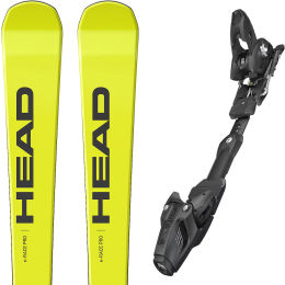 HEAD WC REBELS E-RACE PRO SW RP + FREEFLEX ST 16 BR.85 21