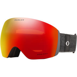 OAKLEY FLIGHT DECK XL HEATHERED BLACK GREY W PRIZM TORCH GBL 21