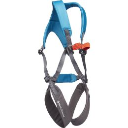 BLACK DIAMOND MOMENTUM HARNESS KIDS FL BO AZUL 21